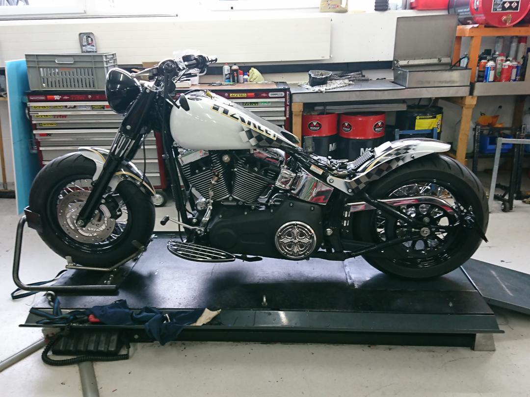 Harley Davidson FLSTS